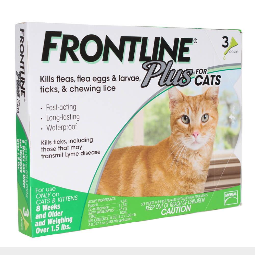 Frontline Plus Ticks Flea And Tick Vet Medicines 4 Less