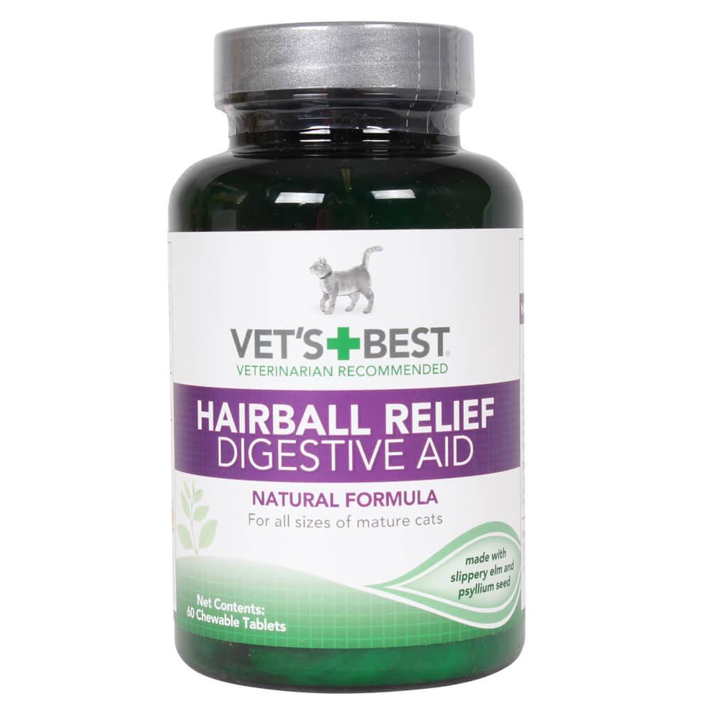 Best Hairball Food