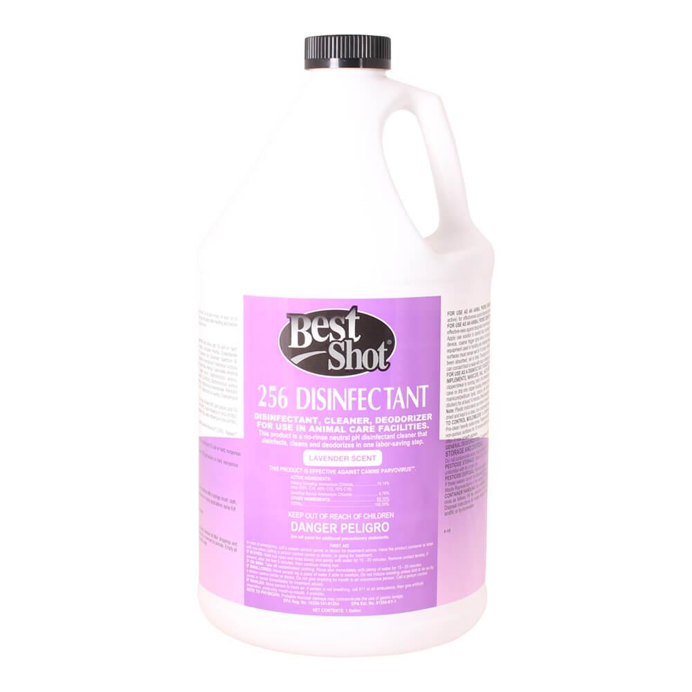 Best Shot 256 Disinfectant-Lavender, 1 Gallon