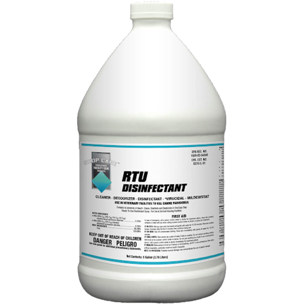 RTU Disinfectant Gallon