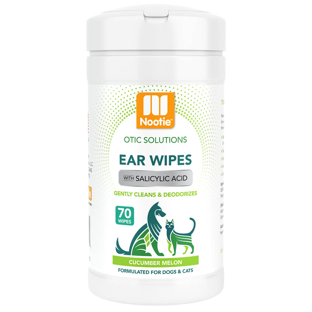 Ear Wipes, 70 Count