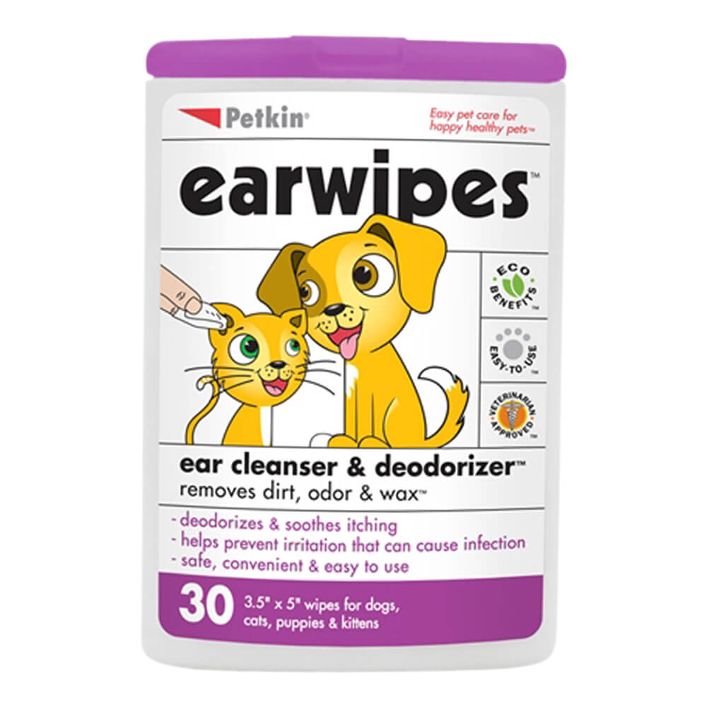 Earwipes 30 Count