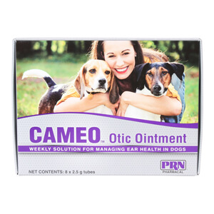 CAMEO Otic 2.5 gm, 8 ct