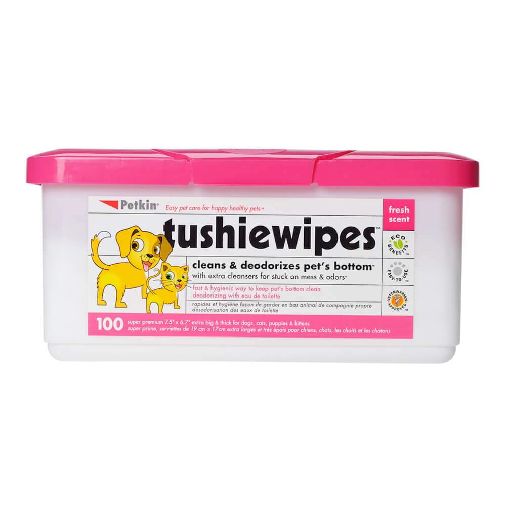 Tushie Wipes 100 Count