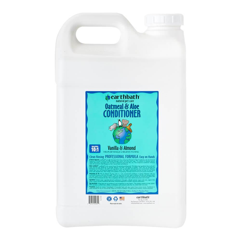 Oatmeal Creme Rinse & Conditioner, Vanilla Almond Scent 320 oz