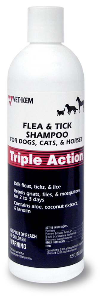 Triple Action Shampoo