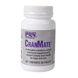 CranMate Nutritional Supplement for Dogs and Cats