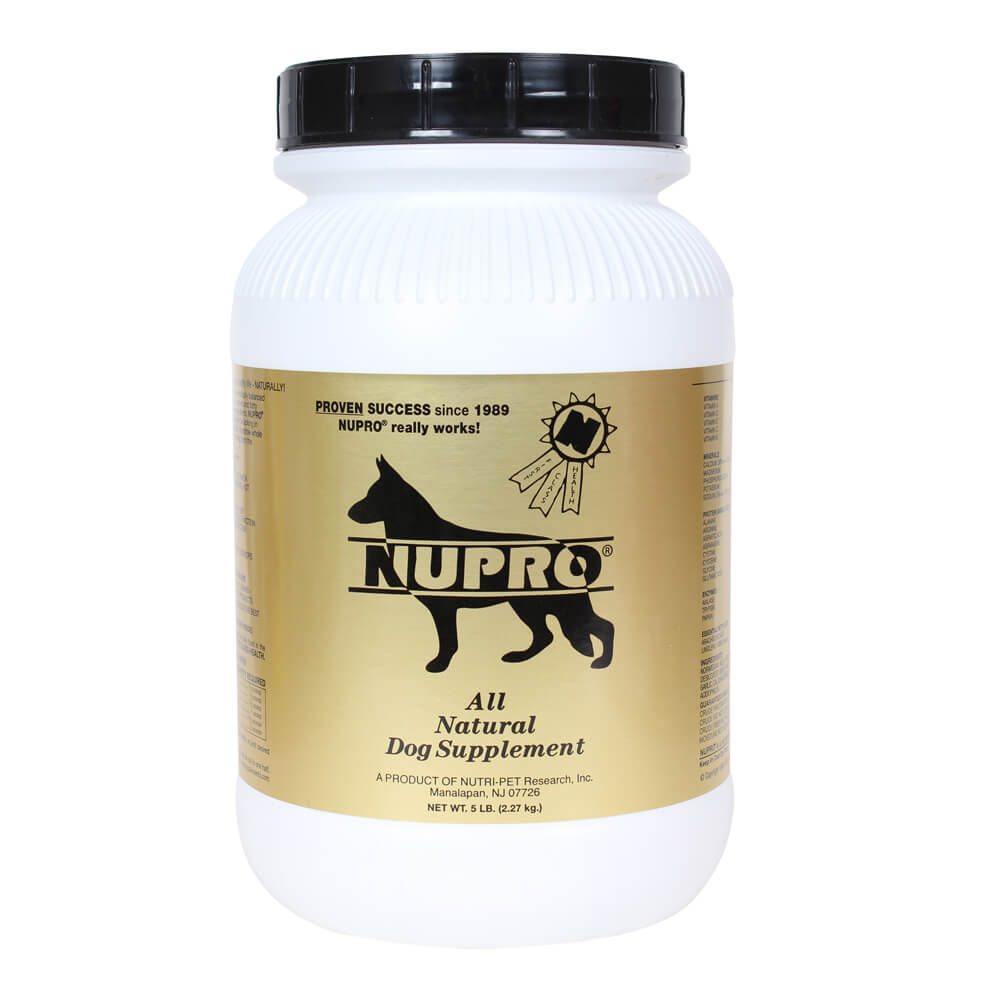 Nupro All Natural Dog Supplement Reviews
