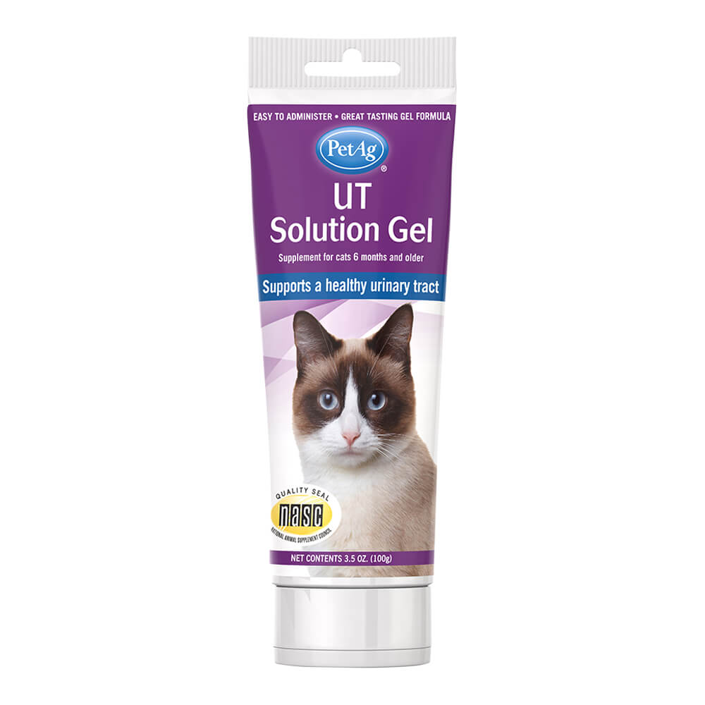 UT Solution Gel for Cats 3.5oz