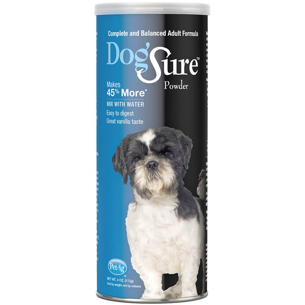 DogSure Powder for Adult Dogs, 4 oz.
