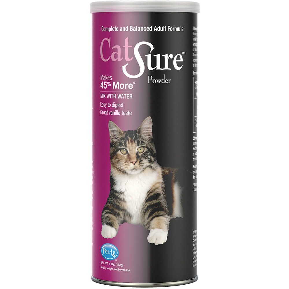 CatSure Powder for Adult Cats, 4 oz.