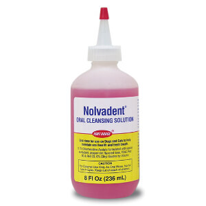 Nolvadent Oral Cleansing Solution