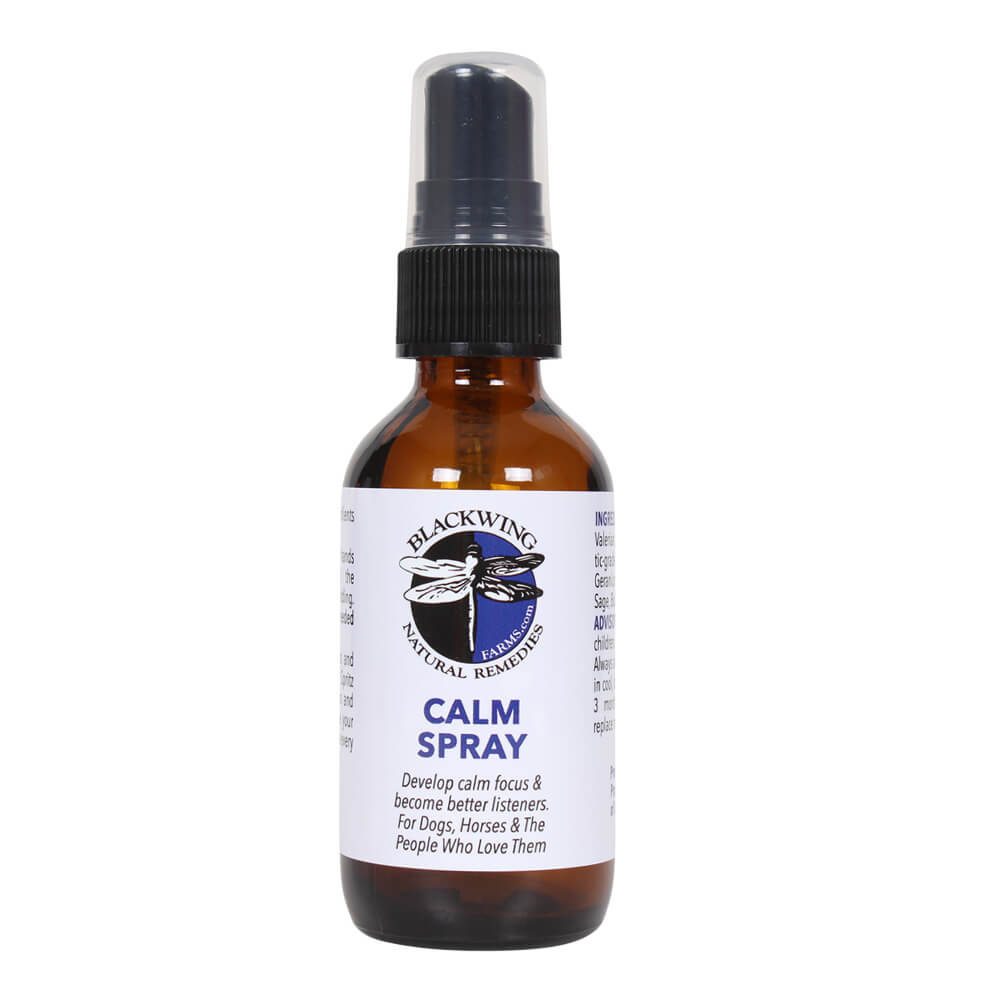 BlackWing, Natural Remedies, Calm Spray, 2 oz