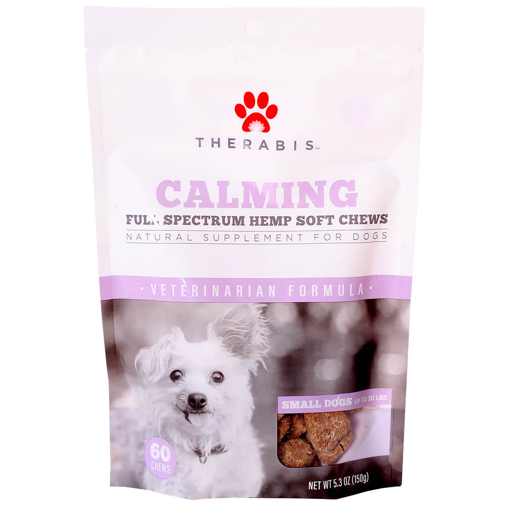 Therabis Calming Chews for Dogs