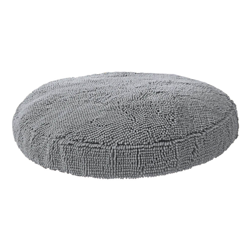 Soggy Doggy Super Snoozer Dog Bed Grey, 42
