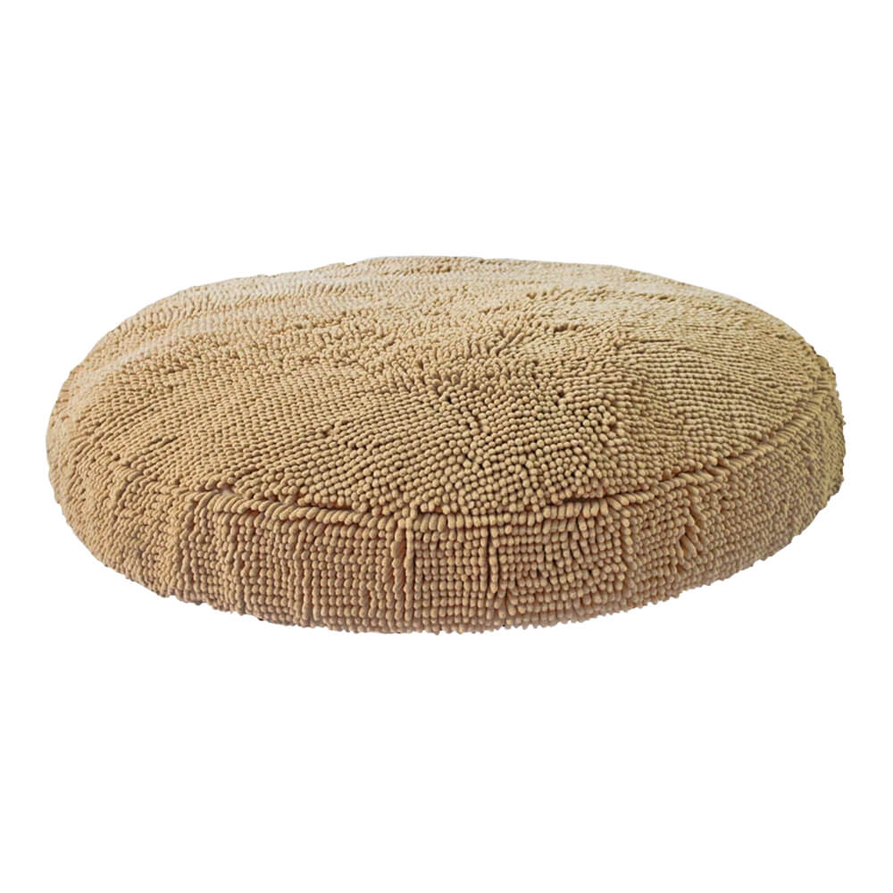 Soggy Doggy Super Snoozer Dog Bed Beige, 36