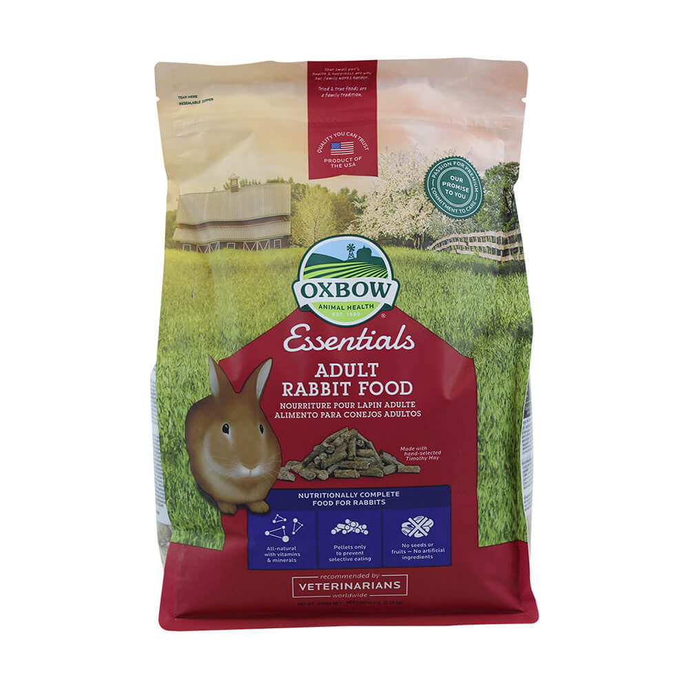 Adult Rabbit Food 5lbs