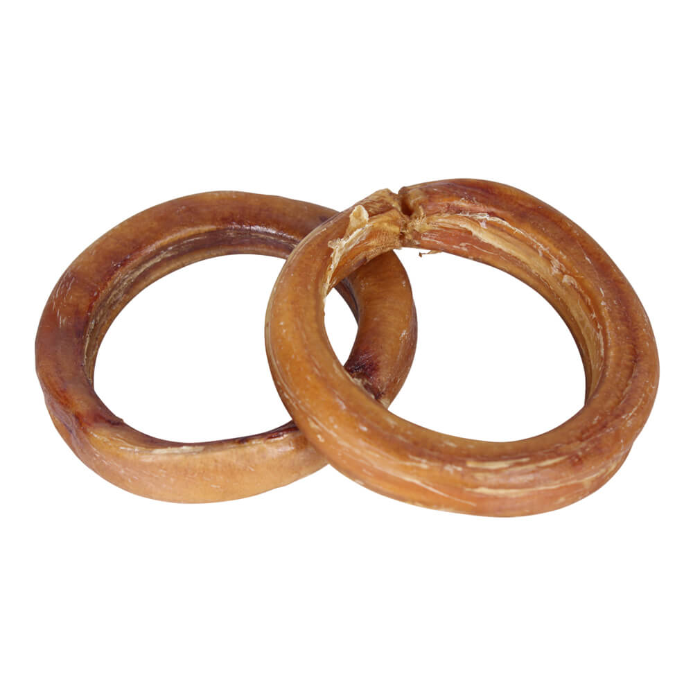 Bully Stick Rings 2 Pk Low Odor 1 Quick View