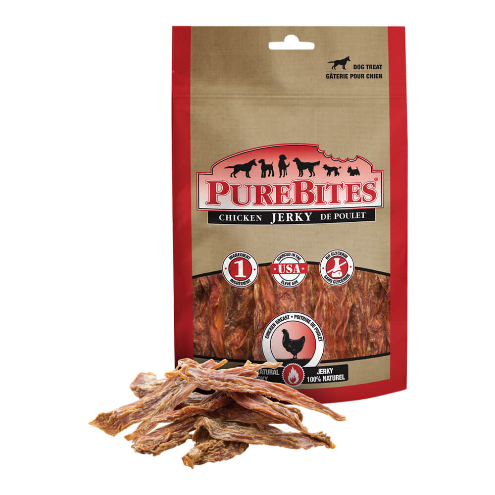 PureBites, Chicken Jerky