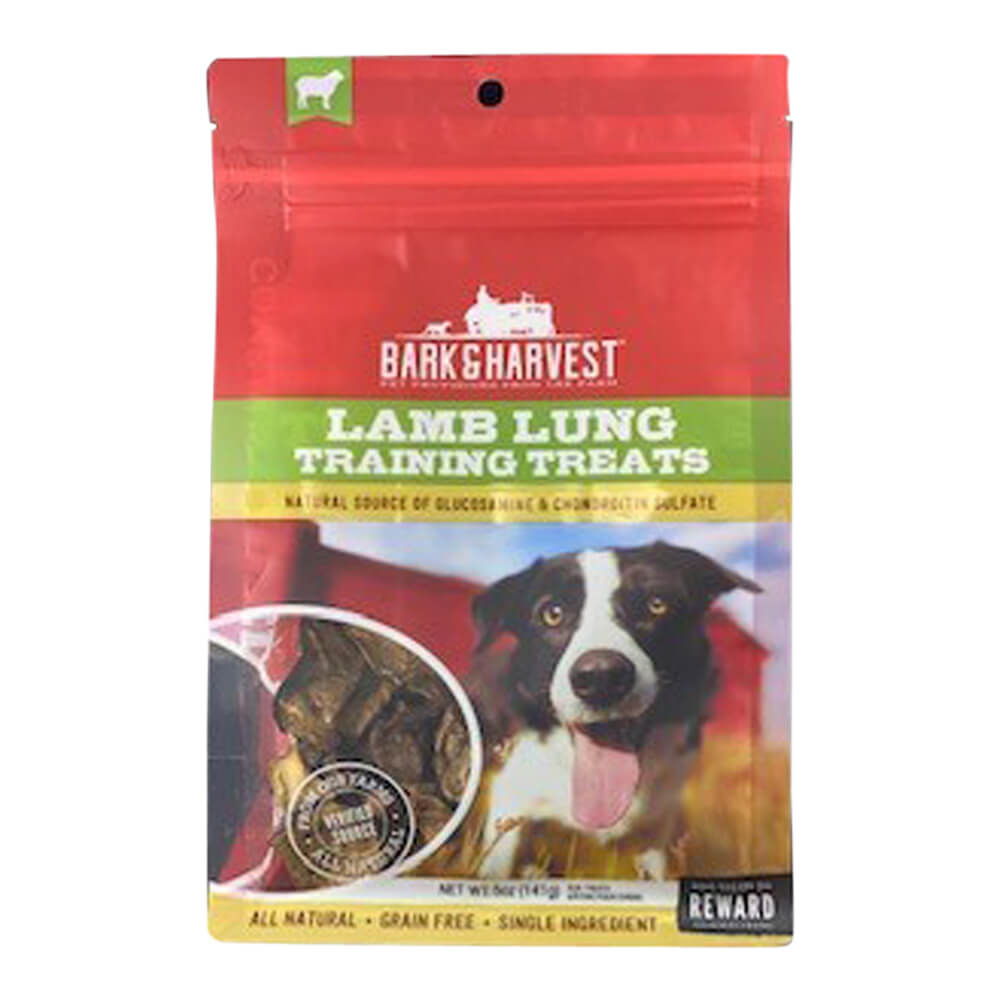 Lamb Lung Training Treats