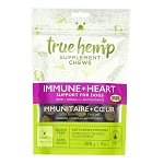 True Hemp Chews Health Support for Dogs, 7 oz, 40 ct