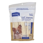 C.E.T. Enzymatic Oral Hygiene Chews for Dogs, 30 Petite Chews