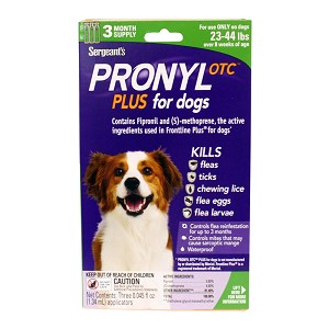Pronyl OTC Plus for Dogs, by Sergeant's