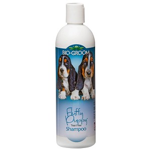 Bio-Groom Fluffy Puppy Tear Free Shampoo for Dogs and Cats, 12 fl oz