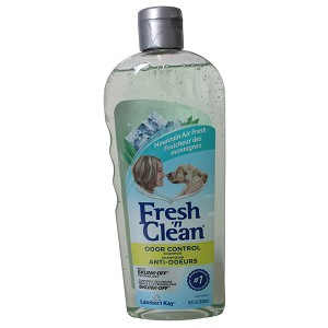 Fresh 'n Clean Odor Control Shampoo, Mountain Air Fresh, 18 fl oz