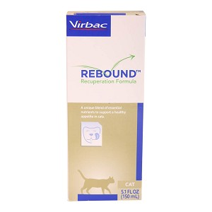 Rebound Recuperation Formula, for Cats