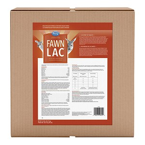 Fawn-Lac Deer Milk Replacer,  45LB