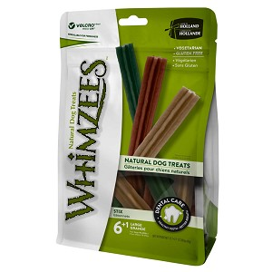 Whimzees Stix Large Value Bag, 7 ct